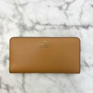 Kate Spade Darcy Large Slim Bifold Wallet